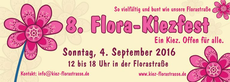 04.09.16: Kunst-Stoffe auf dem Florakiezfest