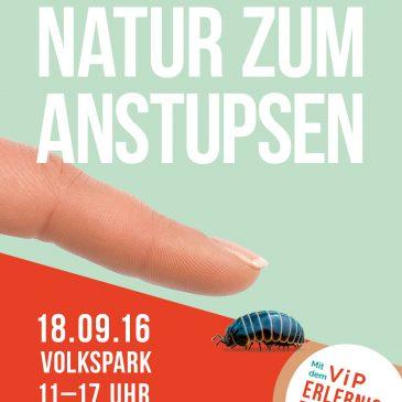 18.09.2016 Fantastik Plastik beim Potsdamer Umweltfest
