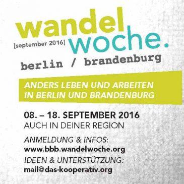 """15.09.2016 tour: """"Solidarische Kreislaufwirtschaft – Ein metropolengerechtes Konzept für das Berlin der Zukunft"""""""