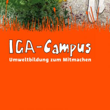 Mitmachunterricht im IGA Klassenzimmer