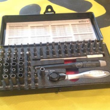 Neues Werkzeug für unser Repair Café Werkstatt im Kreuzberg!