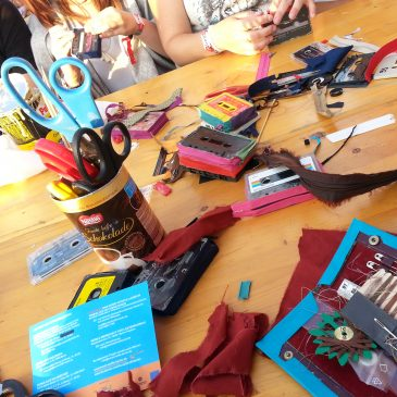 Workshop: Kreatives Geburtstagsrecycling