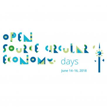 Kunst-Stoffe bei den OSCEdays