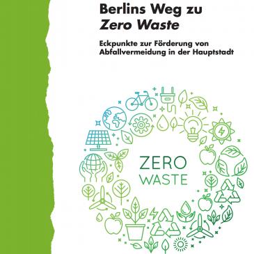 """BUND-Eckpunktepapier """"Berlins Weg zu Zero Waste"""""""