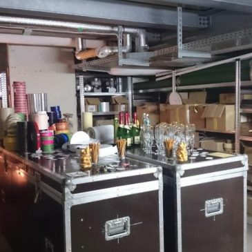 Zündstoffe-Materialvermittlung Dresden öffnet ihre Türen
