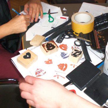 Kunst-Stoffe auf der RespAct Tagung – Nachlese