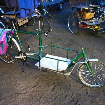 Infotreffen zu Lastenrad-Eigenbau am 25.3.