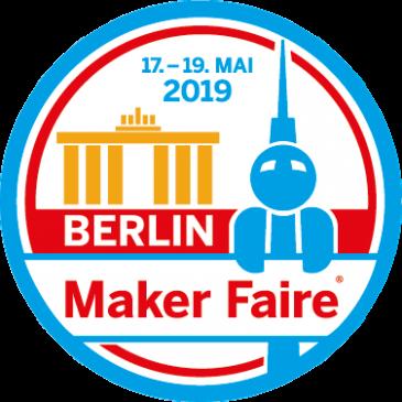 Kunst-Stoffe auf Maker Faire Berlin