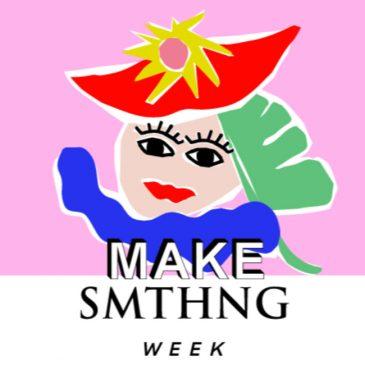Kunst-Stoffe bei der MAKE SMTHNG WEEK