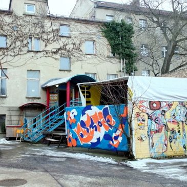 Neue Öffnungszeiten im Materiallager Pankow