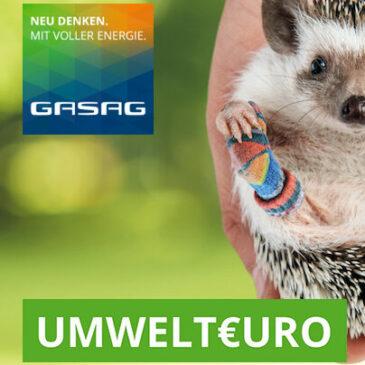 Unterstütze den Kunst-Stoffe e.V. mit den Spenden der Aktion Umwelt€uro