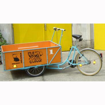 Unsere Lastenräder auf der Cargo-Bike Website