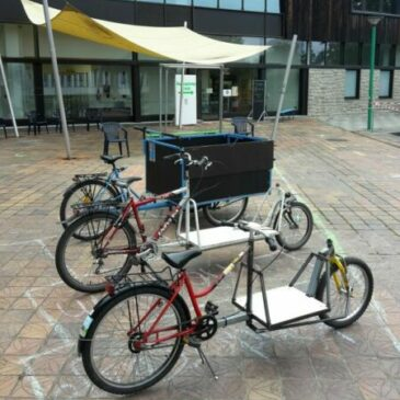 Angebote unserer Lastenrad-Werkstatt